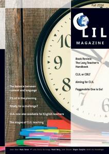 CLIL Magazine Fall 2014 cover small