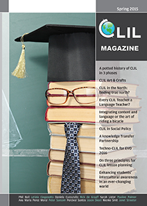 CLIL Magazine Spring 2016 Published