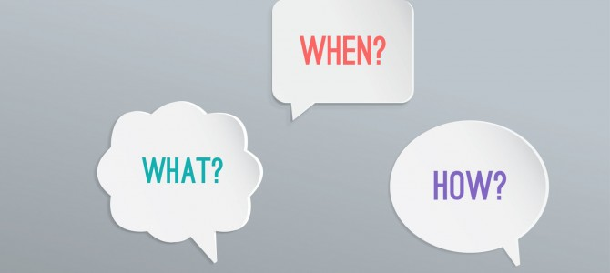 Get your students to create the questions for you with this CLIL activity